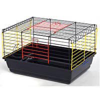Клетка Кролик 60 Лори Клетка предназначенадля содержания морских свинок, декоративных кроликови других средних грызунов.