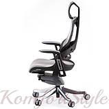 Кресло офисное Wau snowy nеtwork, фото 3