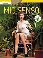 """Капроновые элегантные колготки """"Mio Senso"""" 20 дэн 6"""