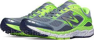 Беговые кроссовки New Balance M860GY6, (Оригинал), фото 2