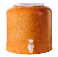 Диспенсер керамический для воды Песок