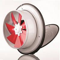 Осевой вентилятор модель К 160 мм