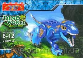 LEGO динозавр Ти Рекс Dino World, фото 2