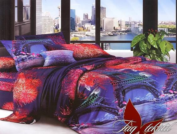 Семейный комплект постельного белья, Поликоттон, фото 2