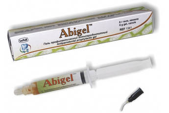 Гель профилактический антипародонтитный   Abigel (Абигель)