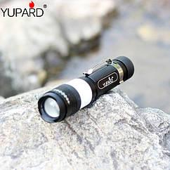 Диодный фонарь YUPARD XM-L T6 (встроенная зарядка, режим светильника / ночника)
