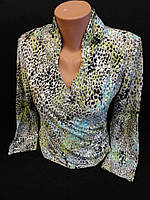 Купить красивые трикотажные блузы для женщин.