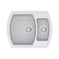 Кухонная мойка (кварц) VANKOR Norton NMP 03.63 6 цветов + сифон, фото 3