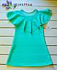 Стильное нарядное платье  на девочку 4 лет