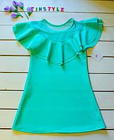 Стильное нарядное платье  на девочку 4 лет, фото 1