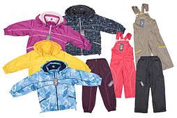 Зимняя и демисезонная одежда для детей