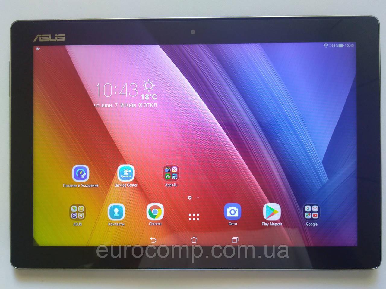 Планшет Asus ZenPad 10 Z300M (10'' HD/4 ядра/2GB/16GB/Android 7.0) - Евро Комп - компьютеры и ноутбуки б/у из Европы с гарантией в Киеве