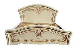 Ліжко (Кровать) Альба 160*200 з металевим каркасом та газовим ПМ Неман 140*200