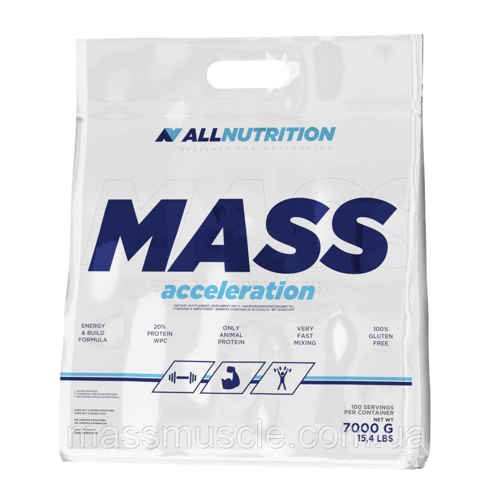 Гейнер AllNutrition Mass Acceleration 7000 g