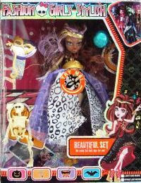 Музыкальная Кукла Monster High с аксессуарами