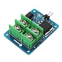 3V 5V Низкое управление High Voltage 12V 24V 36V MOS Модуль транзистора с полевым эффектом Модуль электронного переключателя 1TopShop, фото 2