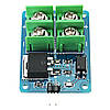3V 5V Низкое управление High Voltage 12V 24V 36V MOS Модуль транзистора с полевым эффектом Модуль электронного переключателя 1TopShop, фото 3