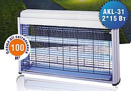 Ловушка для уничтожения насекомых DELUX AKL-31 2х15 Вт