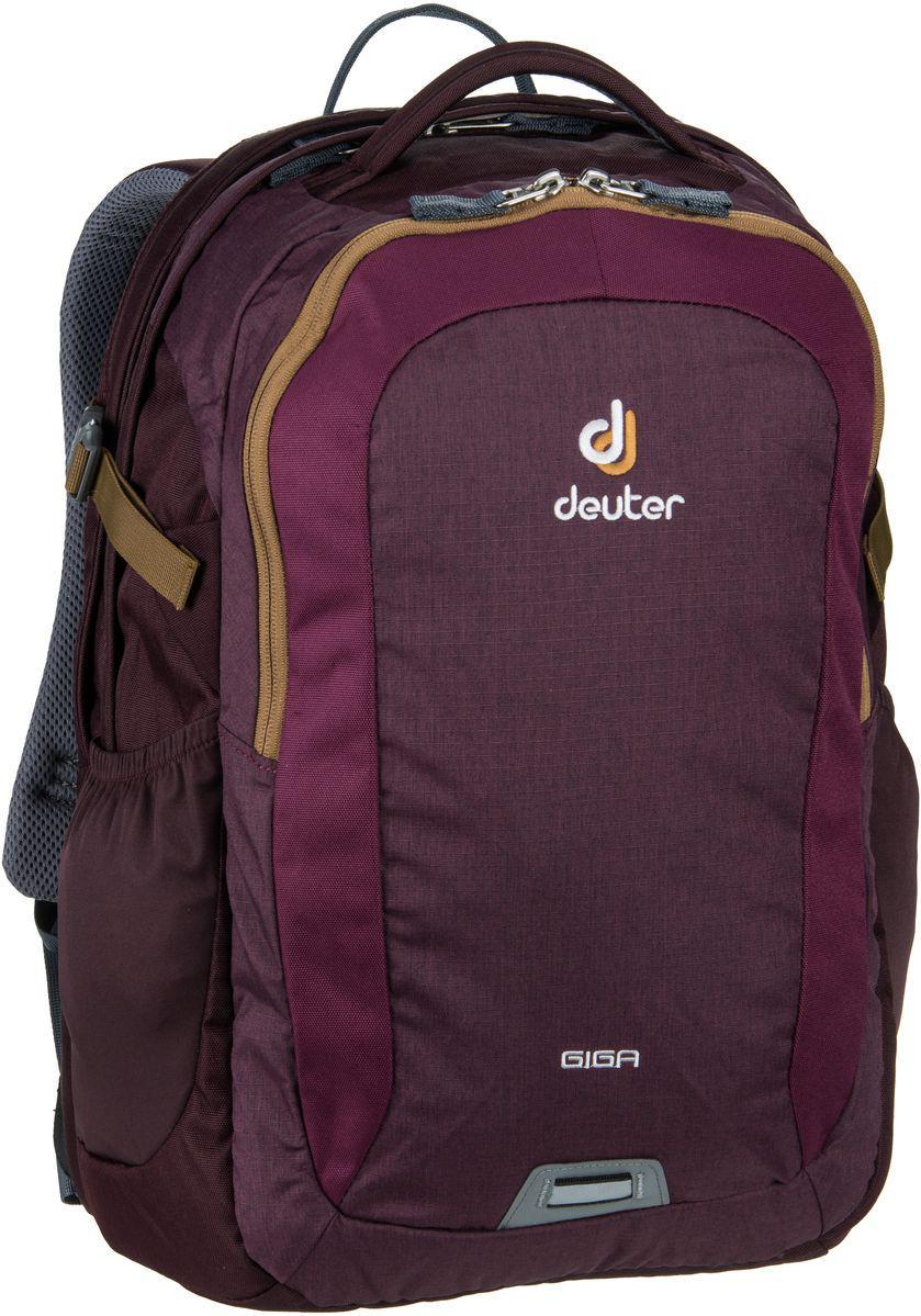 Городской рюкзак Deuter Giga aubergine-lion (80414 5607)