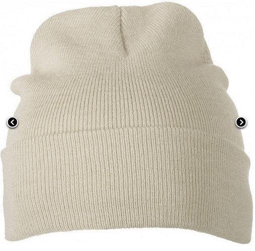 Вязаная шапка с отворотом 7500-13-k886 Myrtle Beach
