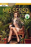 """Капроновые элегантные колготки """"Mio Senso"""" 40 дэн 6"""