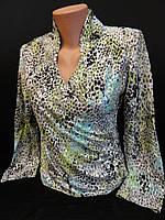 Женские блузы на запах недорого., фото 1
