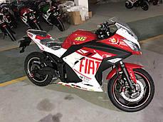 Электро мотоцикл EW-122, скутер, мопед, фото 2