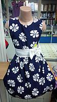 Детское платье на девочку элегантное пышное 128, 140