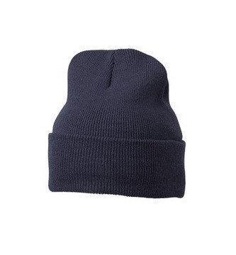Вязаная шапка с отворотом 7500-3-k888 Myrtle Beach
