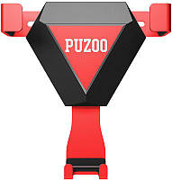 Автодержатель PUZOO Car Gravity Stand Red, фото 1