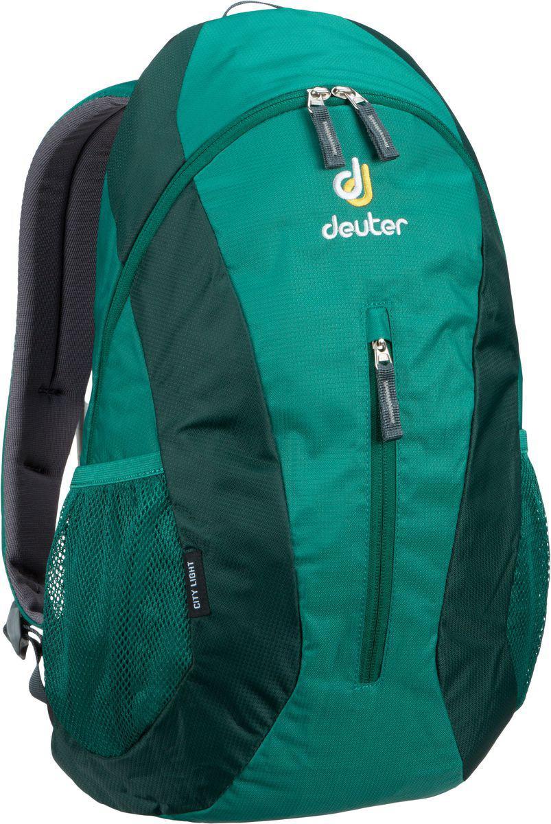 Городской рюкзак Deuter City Light alpinegreen-forest (80154 2231)