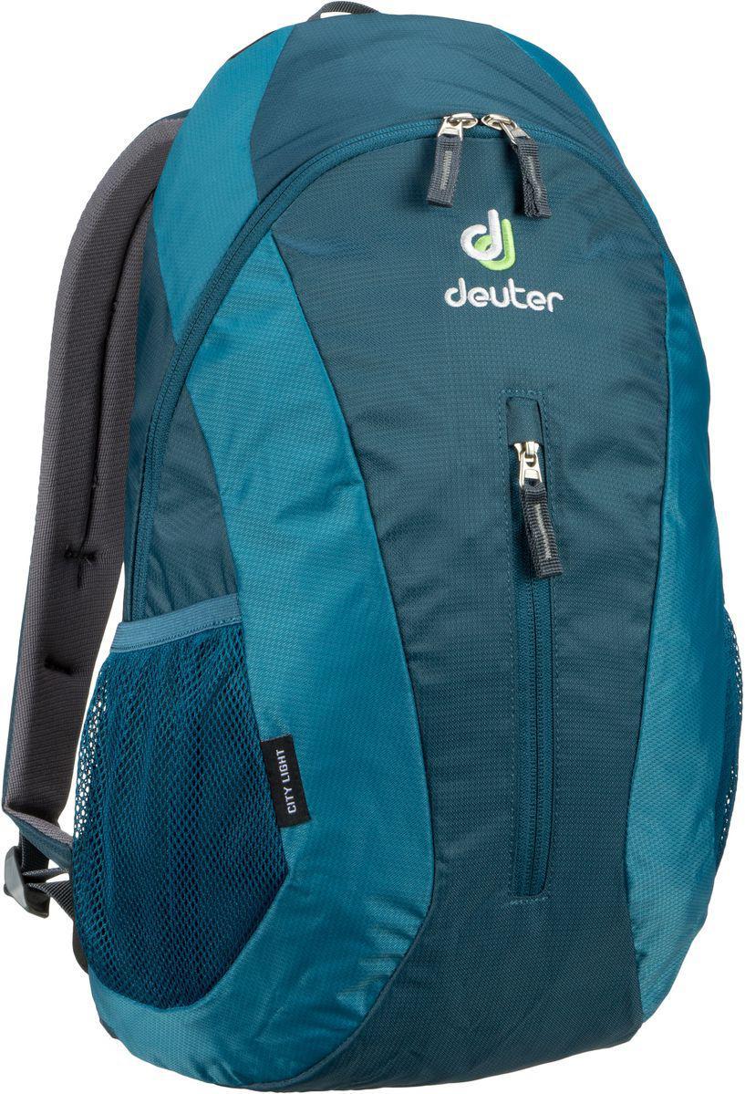 Городской рюкзак Deuter City Light arctic-denim (80154 3318)