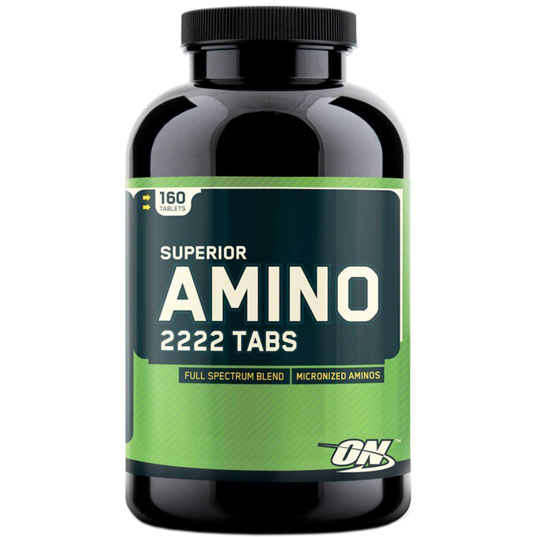 Optimum Nutrition Amino 2222 160 tabs