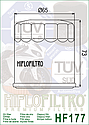 Масляный фильтр HF177, фото 2