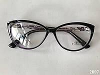 Имиджевые очки, модель 2007 фиолет, фото 1