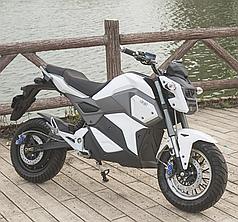 Электро мотоцикл EM-125, скутер, мопед