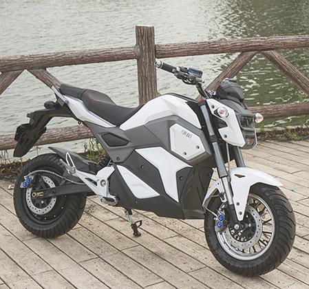 Электро мотоцикл EM-125, скутер, мопед, фото 2