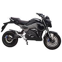 Электро мотоцикл EM-125, скутер, мопед, фото 3