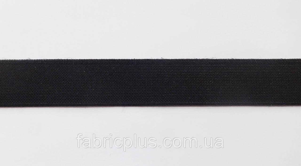 Резинка OZ-VER  2 см черная