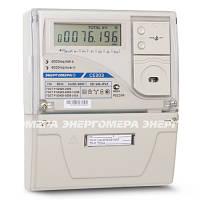 Счётчик электроэнергии ce 303 s31 503 jayvz, многотарифный, активная/реактивная энергия, 2 направления учета