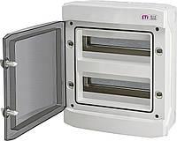 Щит наружный распределительный ЕСH-24PT (24мод.) IP65 1101063