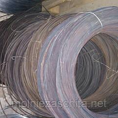 Дріт сталевий термічно необроблений 2 мм