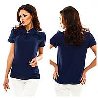 Женская блуза-погон