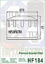 Масляный фильтр HF184, фото 2