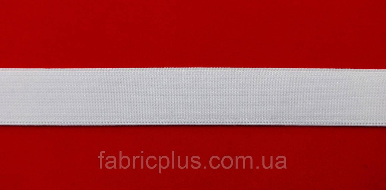 Резинка OZ-VER  2 см белая