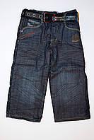 Детские джинсы зимние для мальчика CTK