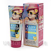 Солнцезащитный крем для детей Wokali SPF 30+