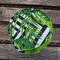 Детская панама пальмы на полосах