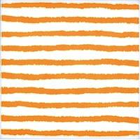Декор Agatha Lineas Naranja Pamesa 200x200 (003923)