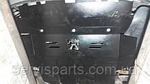 Защита двигателя Peugeot 307 2001-2008  (Пежо 307), фото 2